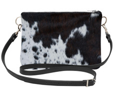 Large Cowhide Shoulder Bag LDRB138-21 (18cm x 23cm)