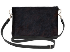 Large Cowhide Shoulder Bag LDRB147-21 (18cm x 23cm)
