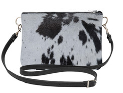 Large Cowhide Shoulder Bag LDRB150-21 (18cm x 23cm)
