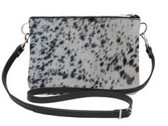Large Cowhide Shoulder Bag LDRB162-21 (18cm x 23cm)