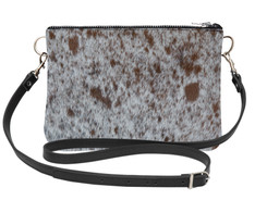 Large Cowhide Shoulder Bag LDRB166-21 (18cm x 23cm)