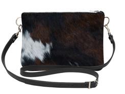 Large Cowhide Shoulder Bag LDRB167-21 (18cm x 23cm)