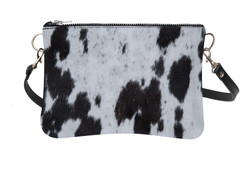 Large Cowhide Shoulder Bag LDRB174-21 (18cm x 23cm)