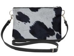Large Cowhide Shoulder Bag LDRB176-21 (18cm x 23cm)