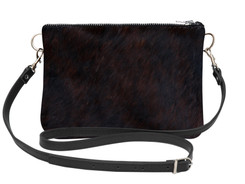 Large Cowhide Shoulder Bag LDRB182-21 (18cm x 23cm)