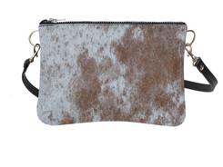 Large Cowhide Shoulder Bag LDRB183-21 (18cm x 23cm)