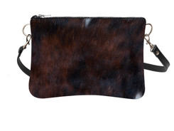 Large Cowhide Shoulder Bag LDRB185-21 (18cm x 23cm)