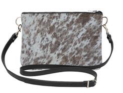 Large Cowhide Shoulder Bag LDRB188-21 (18cm x 23cm)
