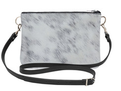 Large Cowhide Shoulder Bag LDRB190-21 (18cm x 23cm)