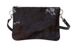 Large Cowhide Shoulder Bag LDRB194-21 (18cm x 23cm)