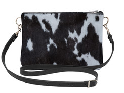 Large Cowhide Shoulder Bag LDRB196-21 (18cm x 23cm)