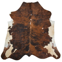 Cowhide Rug MAY018-21 (210cm x 200cm)