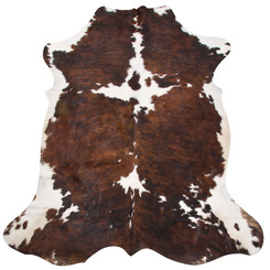 Cowhide Rug MAY030-21 (210cm x 210cm)