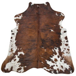 Cowhide Rug MAY040-21 (200cm x 190cm)