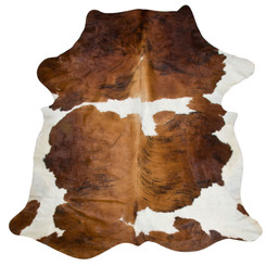 Cowhide Rug MAY200-21 (240cm x 210cm)