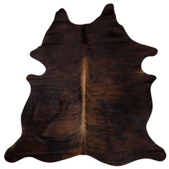 Cowhide Rug JUNE031-21 (215cm x 170cm)