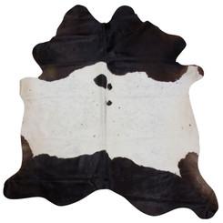 Cowhide Rug JUNE046-21 (210cm x 190cm)