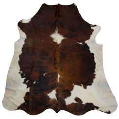 Cowhide Rug JUNE128-21 (230cm x 220cm)