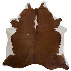 Cowhide Rug JUNE236-21 (200cm x 180cm)