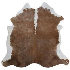 Cowhide Rug AUG068-21 (200cm x 190cm)