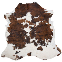 Cowhide Rug AUG177-21 (210cm x 190cm)