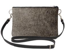 Large Cowhide Shoulder Bag LDRB200-21 (18cm x 23cm)