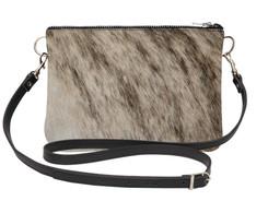 Large Cowhide Shoulder Bag LDRB208-21 (18cm x 23cm)