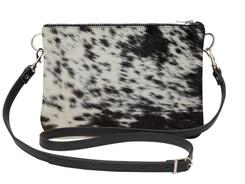 Large Cowhide Shoulder Bag LDRB210-21 (18cm x 23cm)