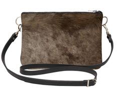 Large Cowhide Shoulder Bag LDRB220-21 (18cm x 23cm)