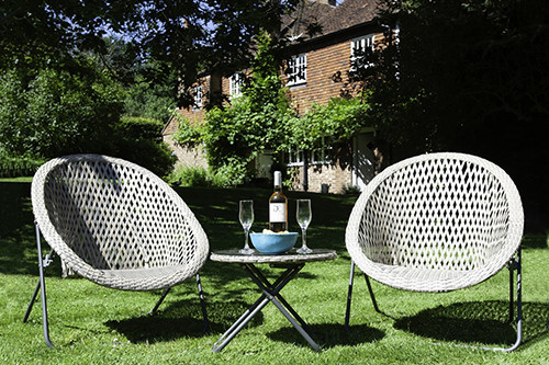Enjoy the Season in Style with New Faux Rattan Lawn Furniture