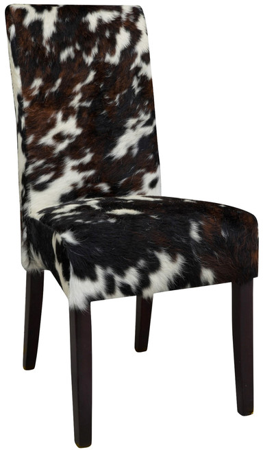 Kensington Cowhide Dining Chair