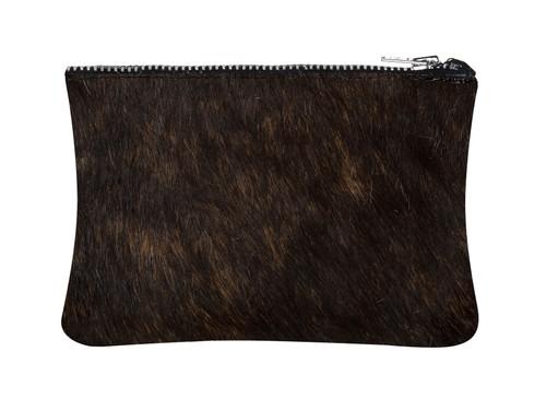 Reddish Brown Cowhide purse