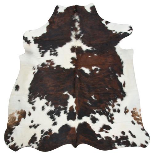 Cowhide Rug MAY070-21 (200cm x 180cm)
