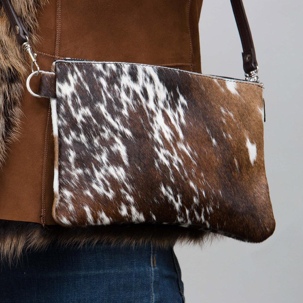 Cowhide Shoulder Bags