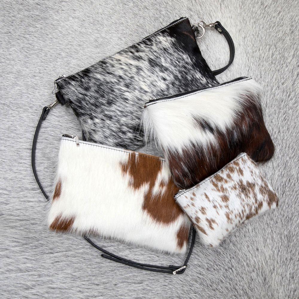 Cowhide Purses & Bags