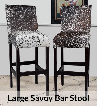 Large Savoy Bartstools
