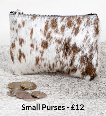 Small Cowhide Purses