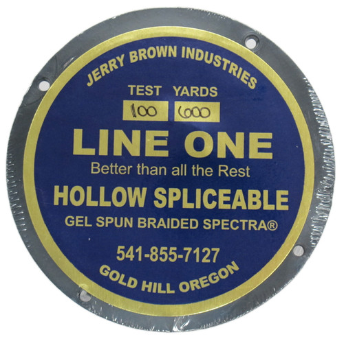 Jerry Brown Hollow Spectra 100lb Line