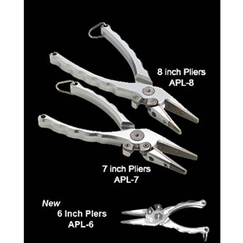 Accurate APL-7 Piranha Pliers