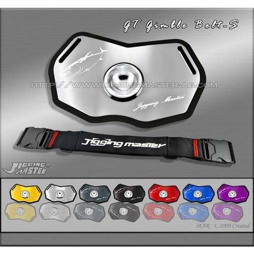 Jigging Master Compact GT Gimbal Belt