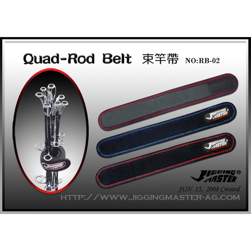 Jigging Master Rod Belt
