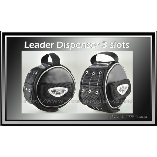 Jigging Master 3 Spool Leader Dispenser