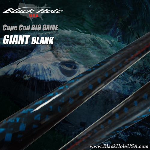 Black Hole 6', 7' Giant Blanks