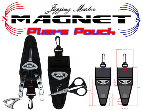 Jigging Master 2013 Magnet Pliers Pouch