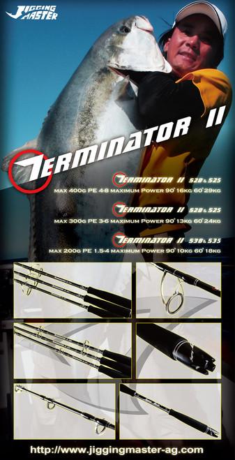 Jigging Master Terminator II Jigging Rod
