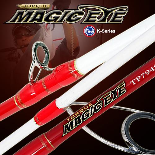 Black Hole USA Magic Eye Torque Light Jigging Rod