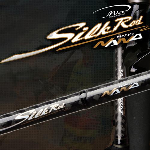 Black Hole Silk Rod