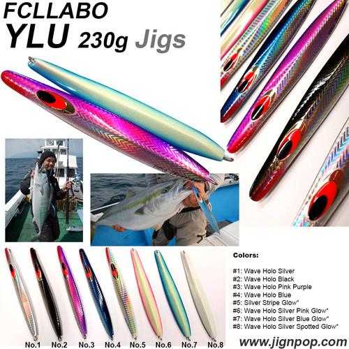 FCLLABO YLU Jig (230g)