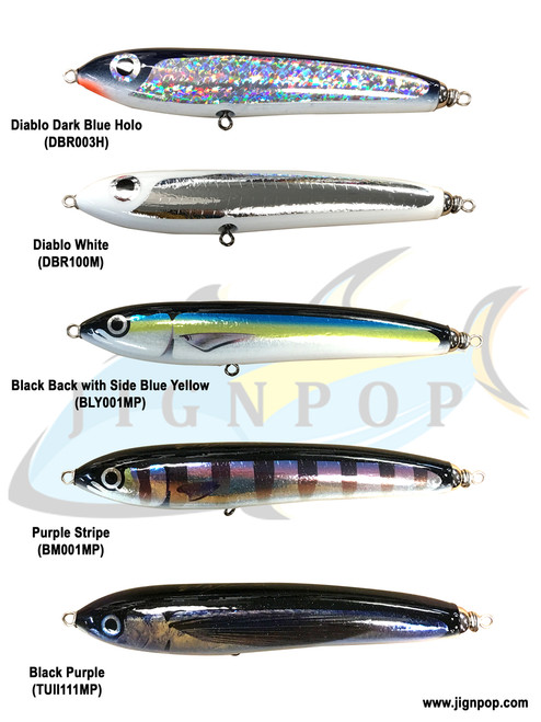 Carpenter GenEI 120 Lures