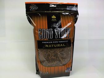 Good Stuff Pipe Tobacco Natural